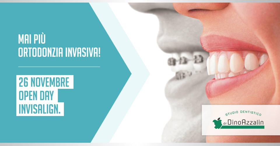 26 Novembre 2016 - Open Day INVISALIGN